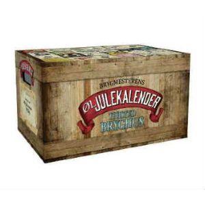 giv Bryghus øl pakkekalender til mænd