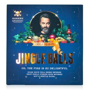 køb den stærke chili julekalender til unge mænd