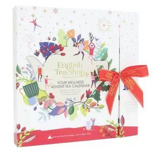giv en English tea shop julekalender til hende