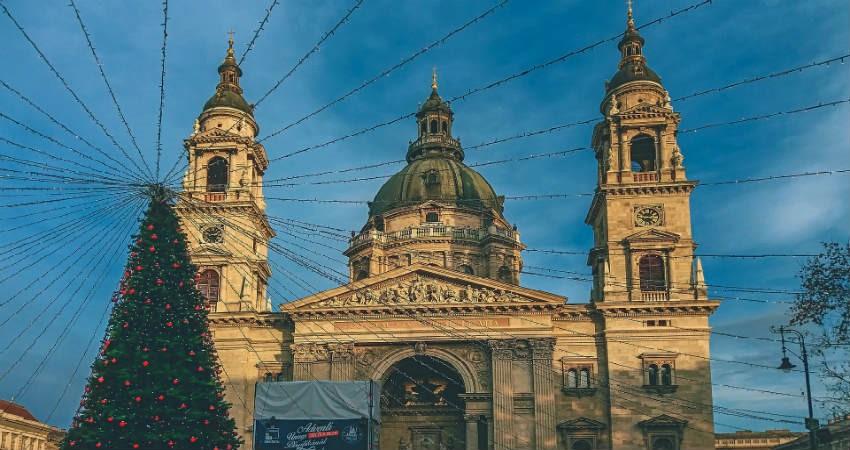 Tag på forlænget Weekend i Budapest i december