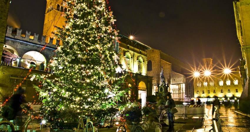 Oplev et italiensk julemarked og pynt
