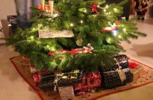 hvordan holder vi juleaften i Danmark?