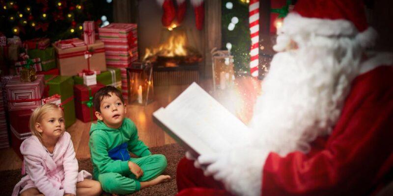 køb korte julehistorier til børn