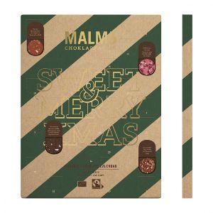 køb chokolade i advent eller kalendergaver