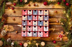 køb en chokolade julekalender til ham og hende